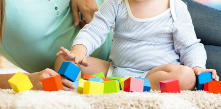 The most simple and useful games for child development. Why are toys not as important as they seem?