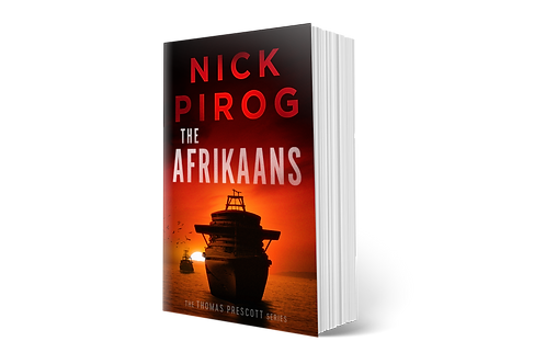 The Afrikaans (Thomas Prescott #3)