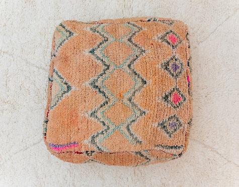 פוף שטיח וינטג'