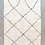Thumbnail: שטיח מרוקאי אותנטי מעוינים אפור