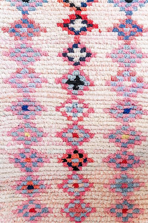 שטיח קטן צבעוני Daisy
