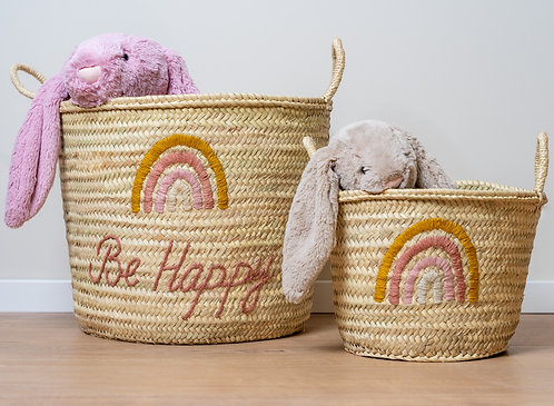 סל אחסון Be Happy