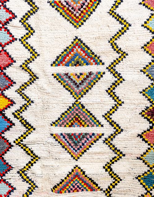 שטיח בושרוויט כותנה Atlas