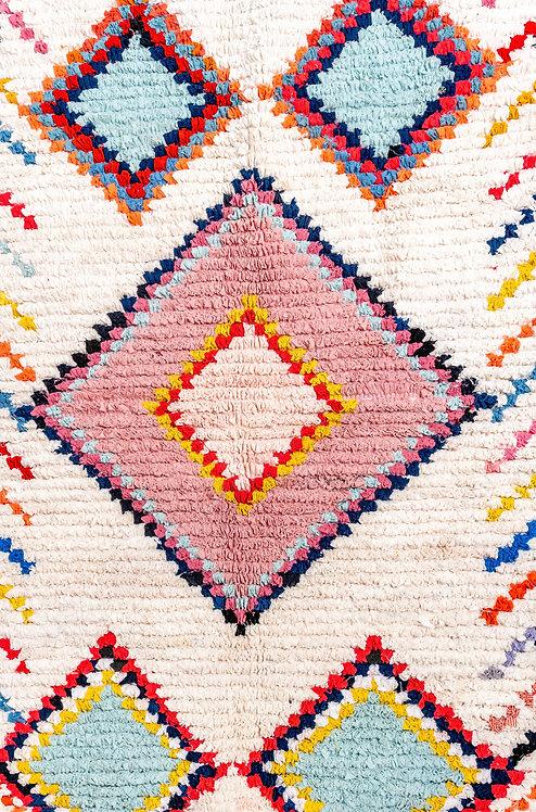 שטיח מרוקאי אותנטי Powder