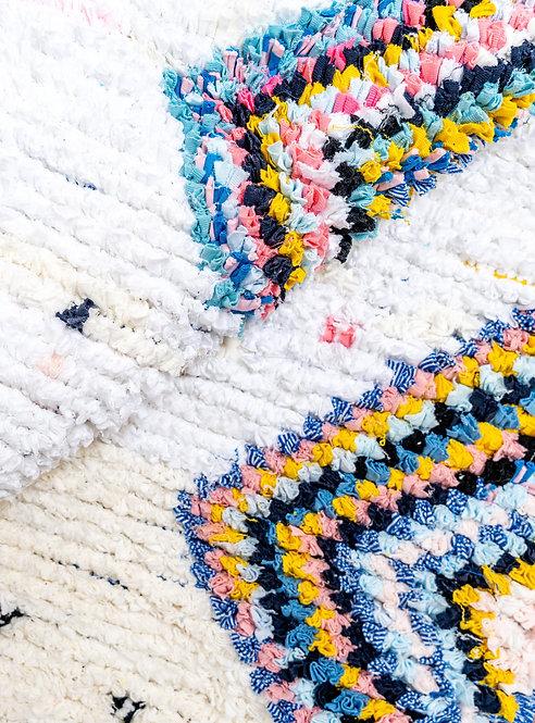 שטיח כותנה בעבודת יד Mountain