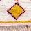 Thumbnail: שטיח קטן בעבודת יד Blue jeans