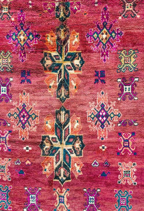 שטיח מרוקאי עתיק Bella