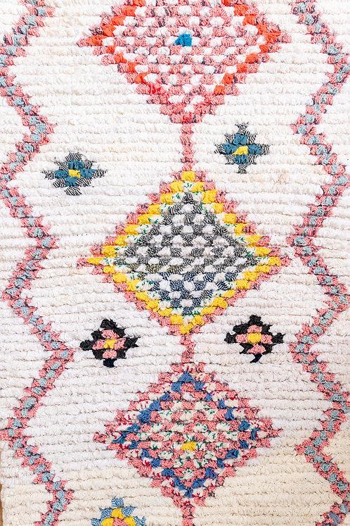 שטיח מרוקאי קטן Peachy
