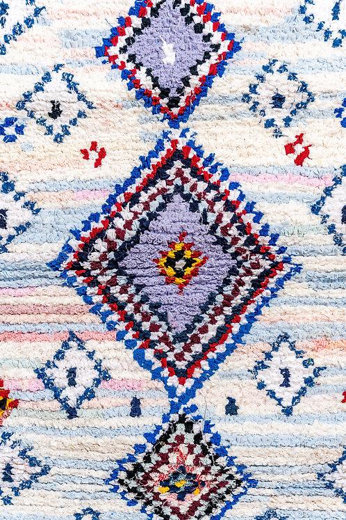 שטיח קטן צבעוני Violet