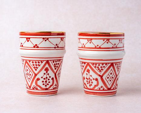 2 כוסות בלדי בורדו
