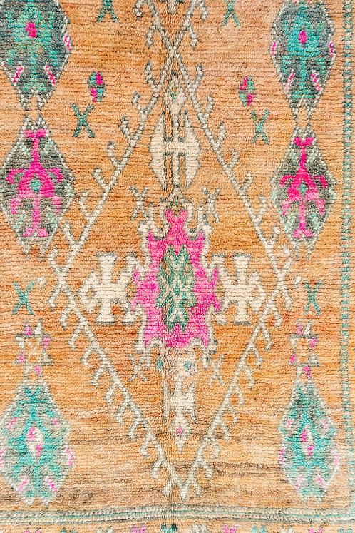 שטיח מרוקאי עתיק Zineb