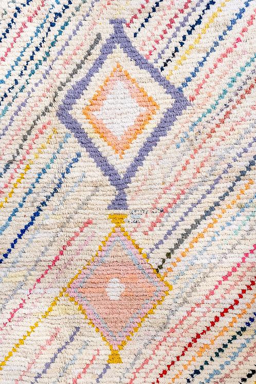 שטיח מרוקאי אותנטי Rainbow