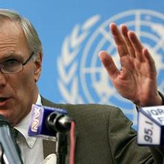 Clôture de la visite du Professeur Philip Alston, rapporteur spécial pour les Nations Unies sur l&#3