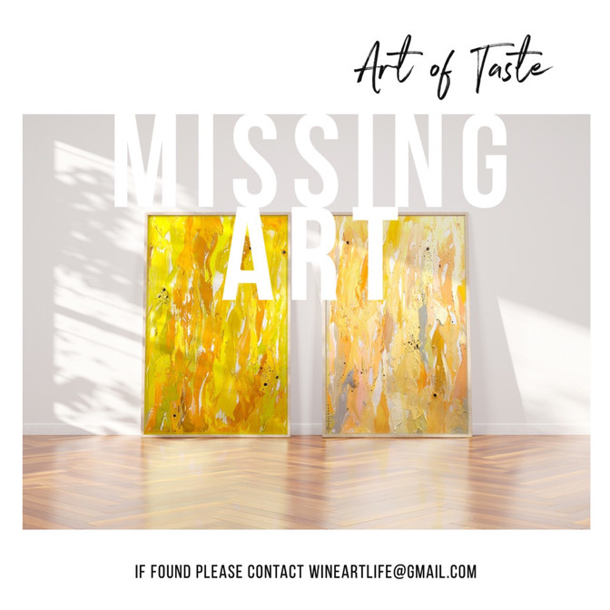 MISSING ART