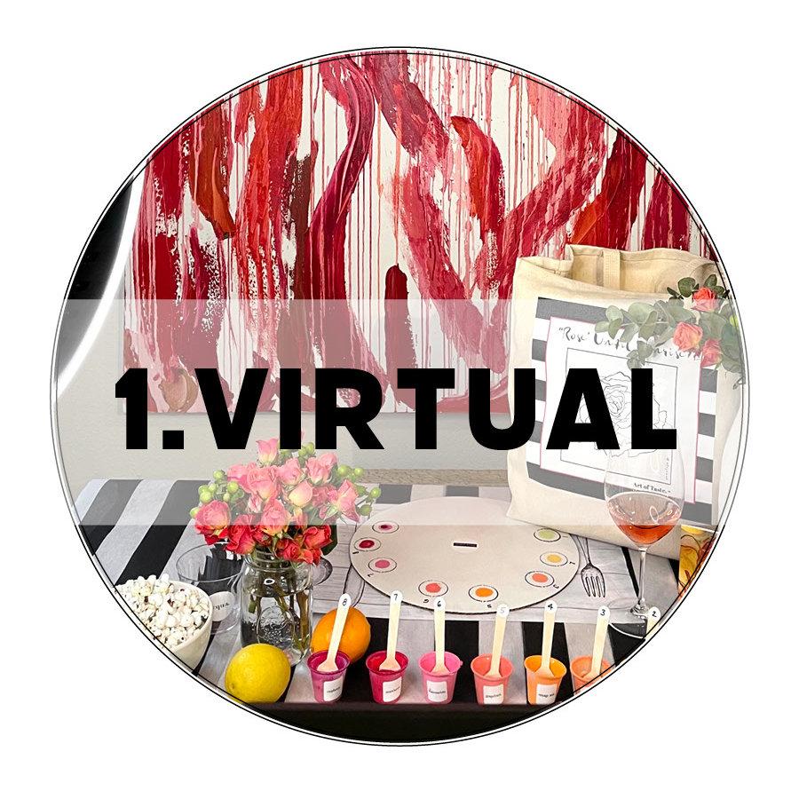 paint + sip party :: VIRTUAL