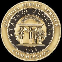 Georgia Public Service Commisson Seal