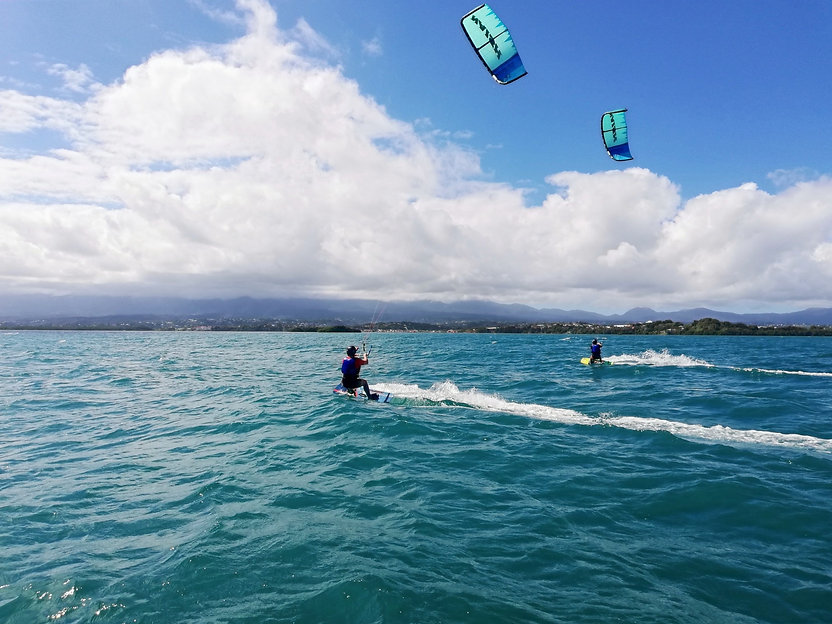 Stage kite guadeloupe