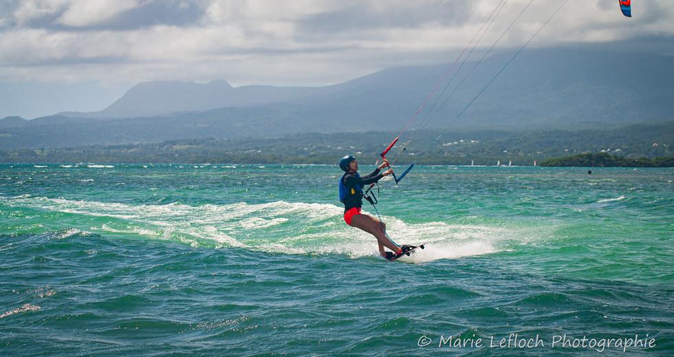 Maximum Kite Guadeloupe 49