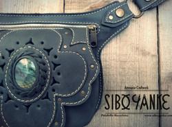 Leather Utility Belt+Festival Belt+Sibo