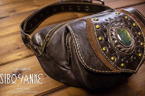 BUMBAG - Labradorite - Hip Belt -Waist Bag