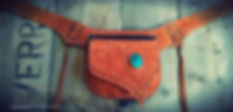 Leather Utility Belt+Festival+Sibo Yanke