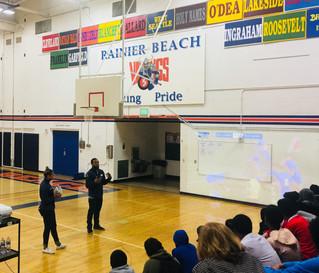 New High School Community Program Launched