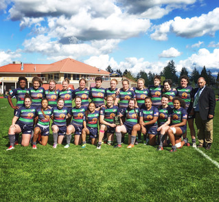 Seattle Saracens Women's Premier finish in Second Place