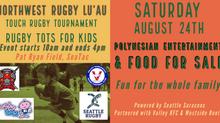Northwest Rugby Lu'au
