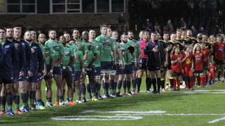 Seattle Saracens Play Houston Sabercats In Front Of Record 5,200 Crowd