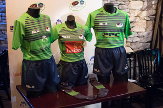 Seattle Saracens New Kit Launch!