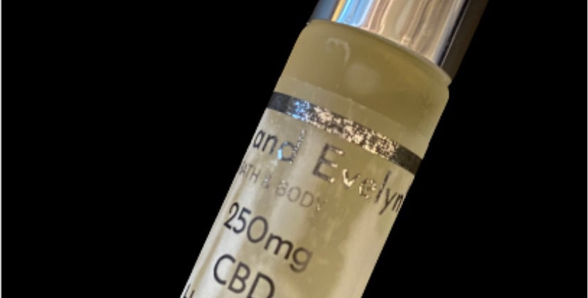 250 mg Roll-On Body Oil