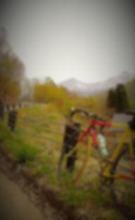 裏磐梯 ロードバイク