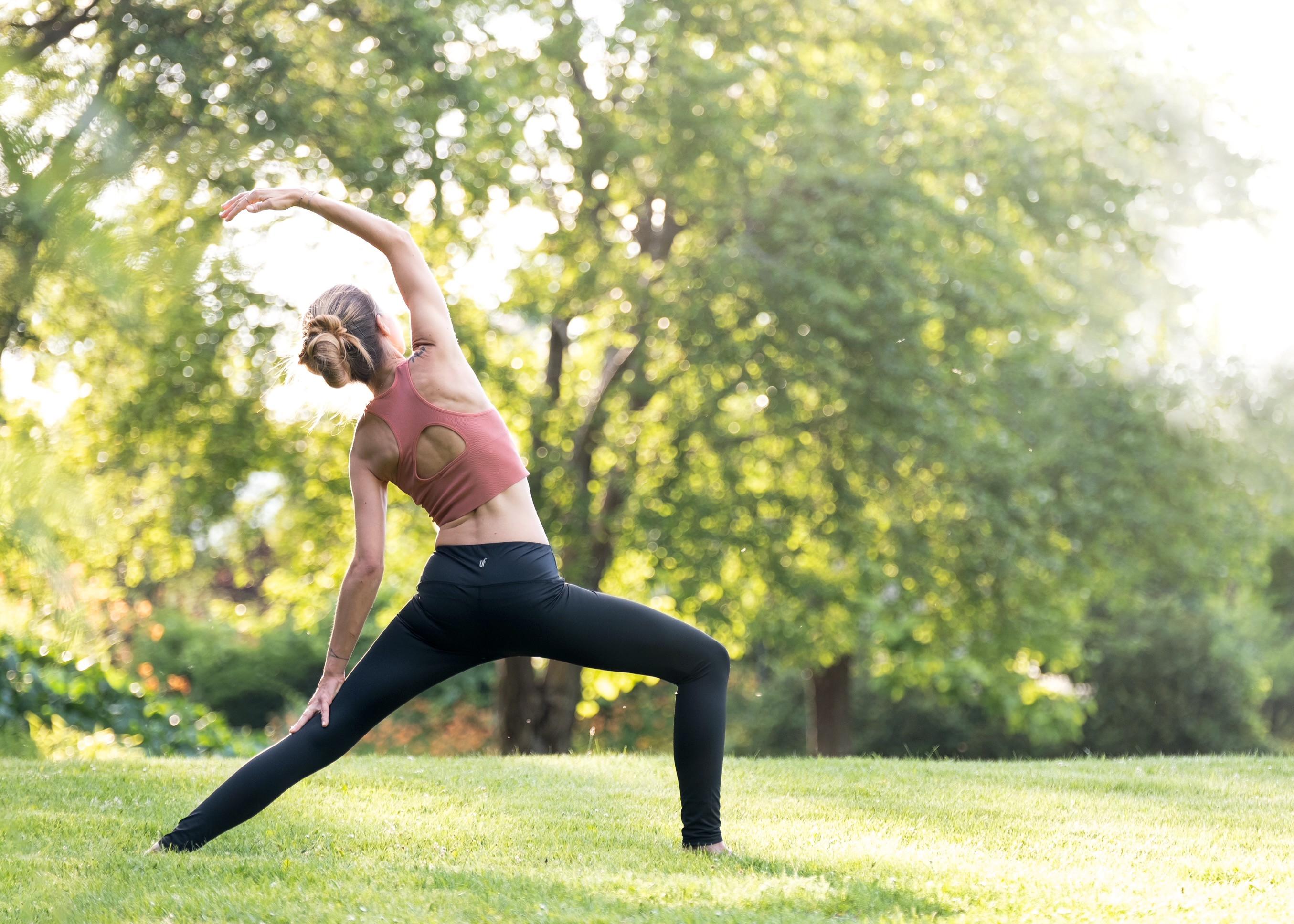 Find your Flow -YOGA im Prater (Outdoor)