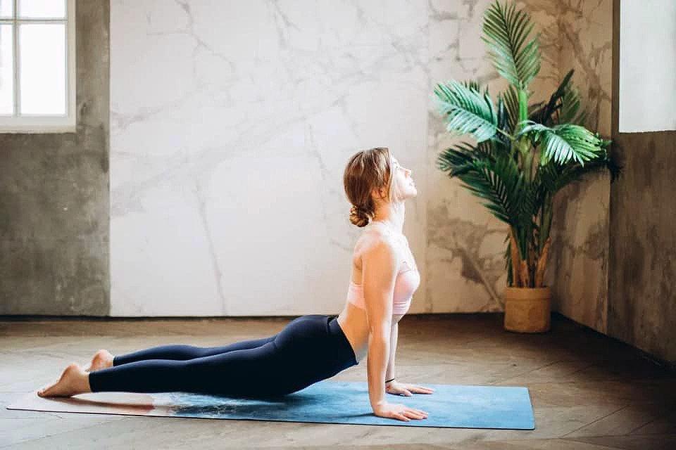 Yoga.Flow @ Home
