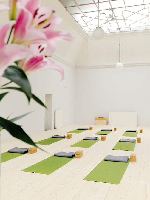 Yoga PLatz