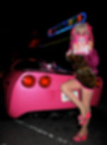 L.A. classic Angelyne poses for Street Style L.A.