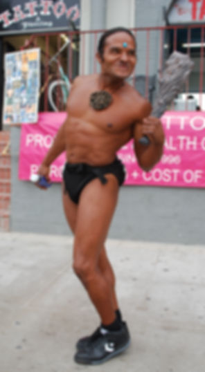 Street Style L.A. shows Venice Beach culture