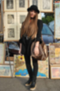 Street Style L.A. means effortless fashion.