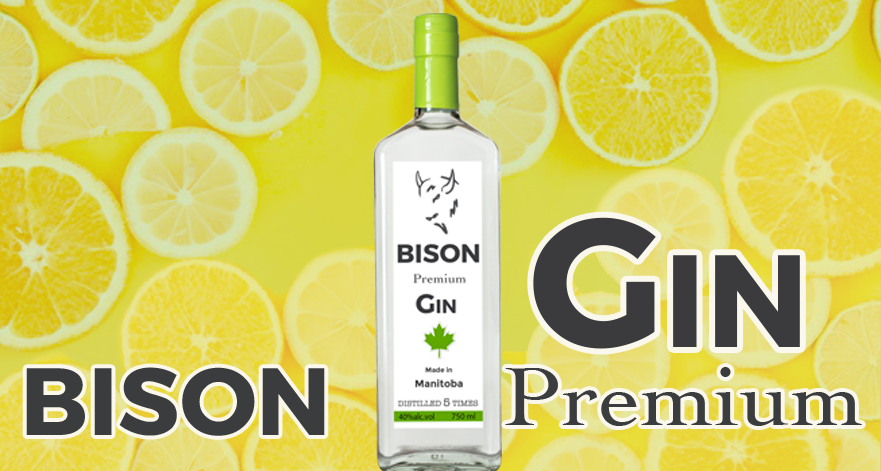 BISON PREMIUM GIN
