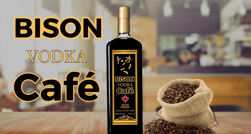 BISON VODKA CAFE