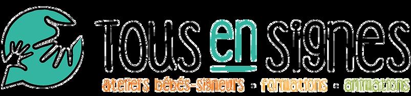 Tous en Signes Logo