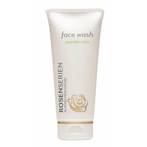 Rosenserien Face wash