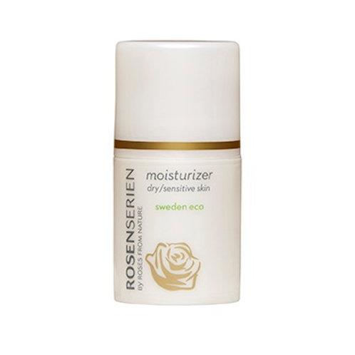 Rosenserien Moisturizer Dry/Sensitive skin