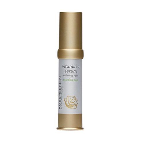 Rosenserien Vitamin C serum with rose root