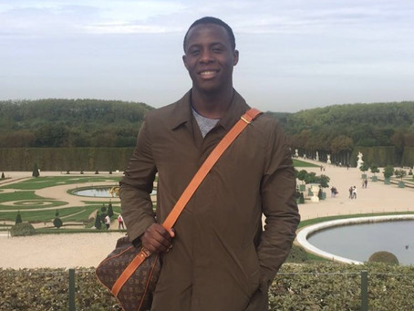 MEET OUR TEAM: Guyboss and Co-founder, Ayo Shonibare