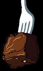 brownie on fork.png