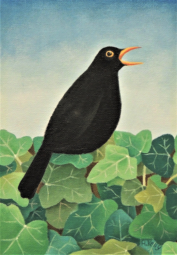 'Blackbird's Song'.
