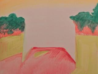 How I create my paintings.
