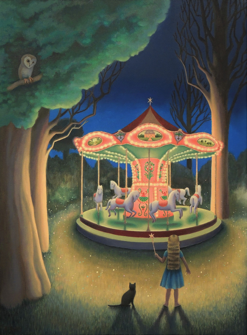 'Nightime Carousel'