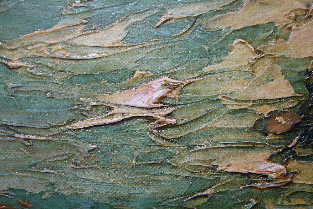 Seascape~Bischoff Close up before